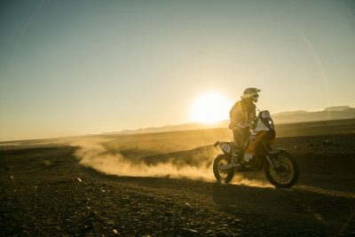 Gregor Bloéb at the Africa Race, © Red Bull Media House GmbH