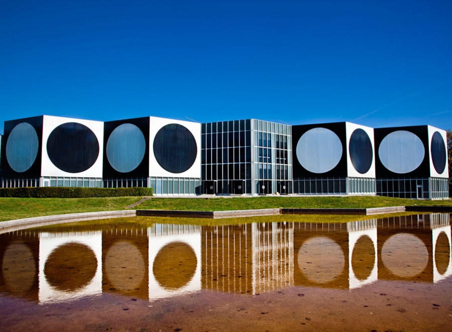 Fondation Vasarely Inspiration Popin