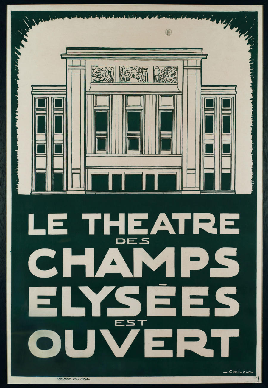 Affiche Tce Archives