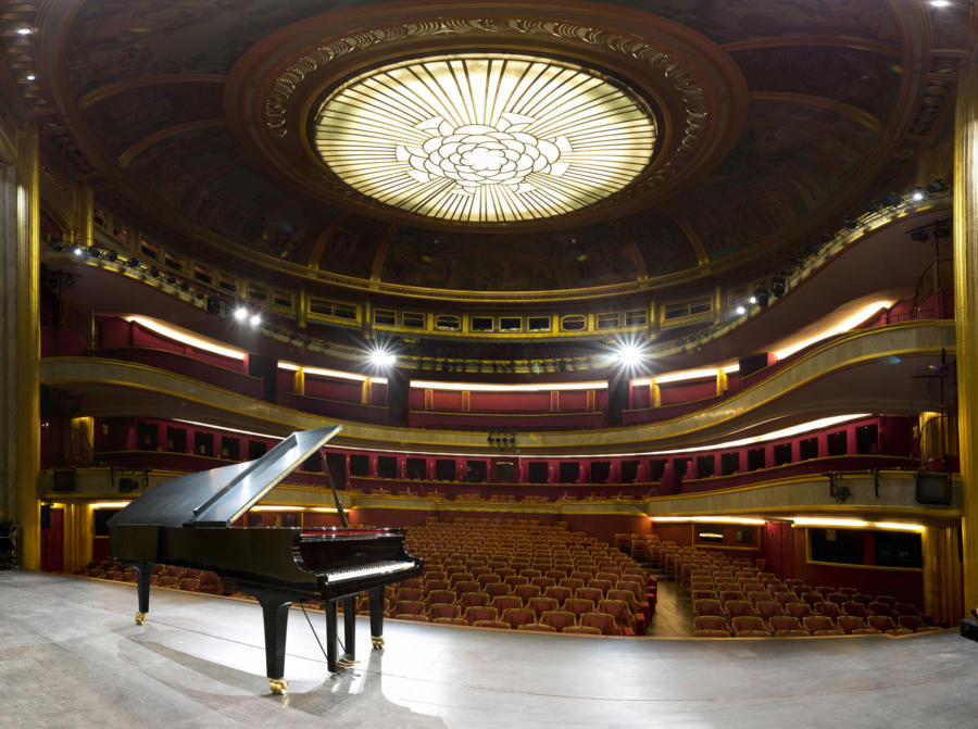 Theatre Champs Elysee Piano