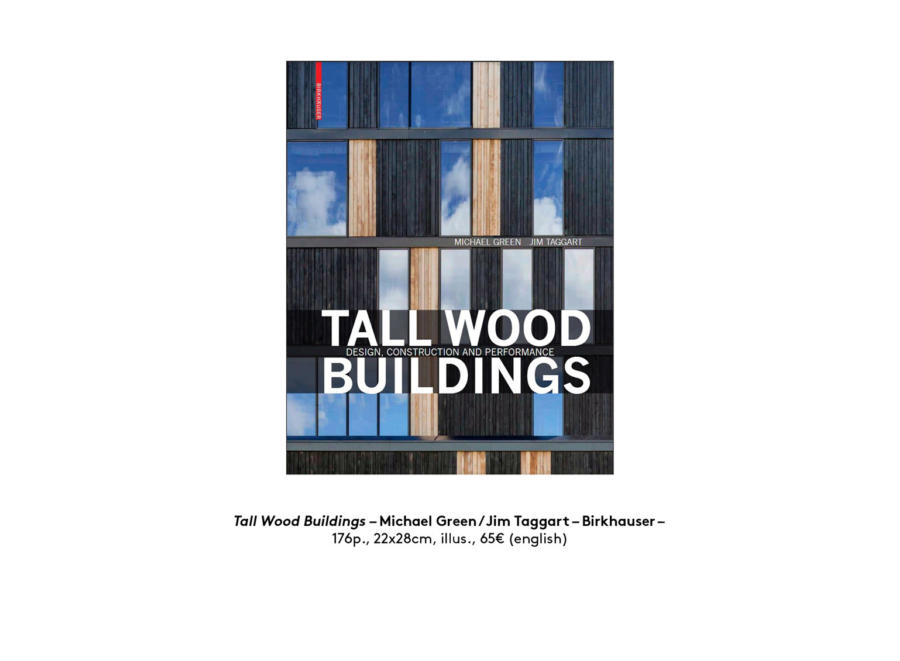 Slide Tall Wood Building
