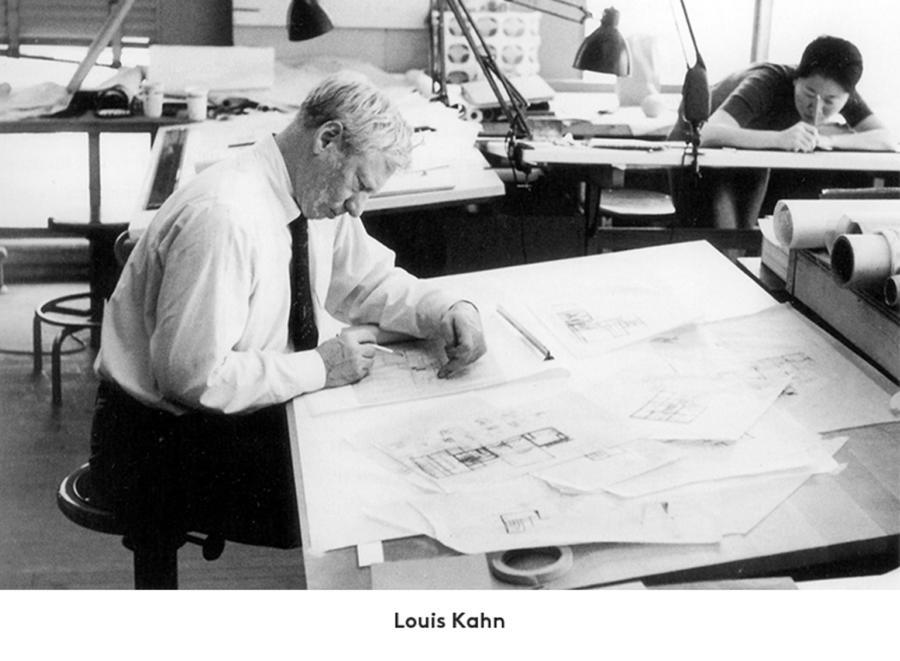 Slide Louis Kahn
