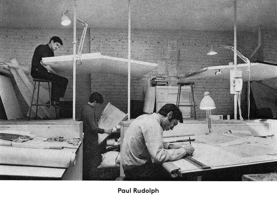 Slide Paul Rudolph