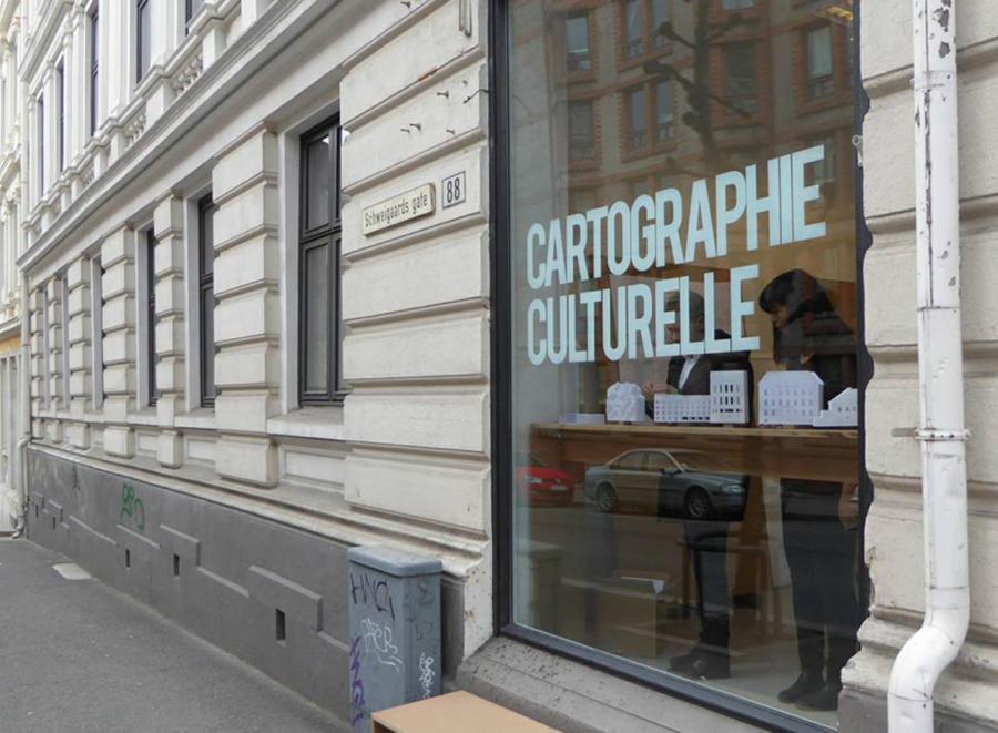 Cartographie Culturelle Inspiration