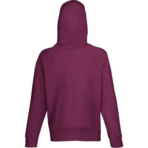 free pnp fruit of the loom mens lightweight hooded sweatshirt hoodie 240 gsm ebay. Black Bedroom Furniture Sets. Home Design Ideas