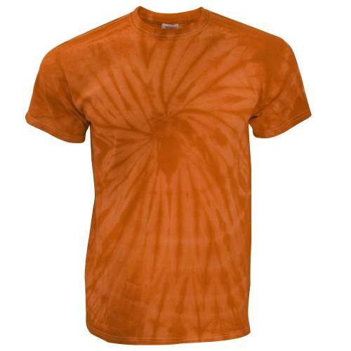 Tduk Mens Short Sleeve Spiral Tie Dye T Shirt Ebay