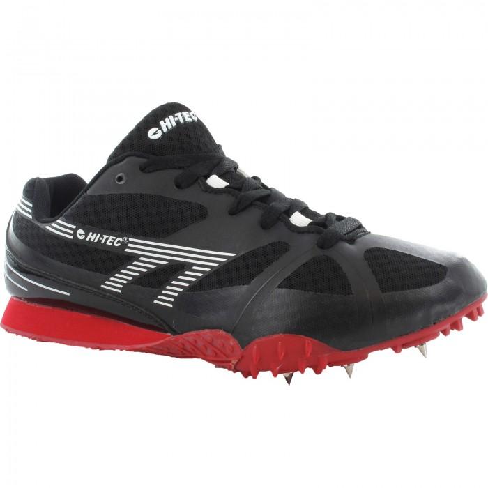 hi tec trackstar mens casual spike sports shoes trainers