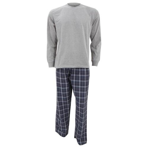 cargo bay haut manches longues et bas de pyjama. Black Bedroom Furniture Sets. Home Design Ideas
