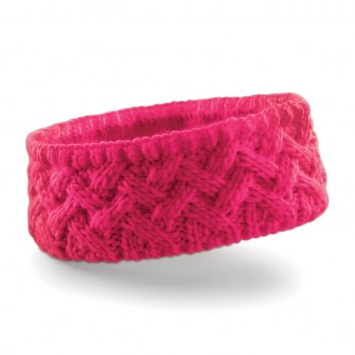 beechfield damen winter stirnband strick stirnband ebay. Black Bedroom Furniture Sets. Home Design Ideas