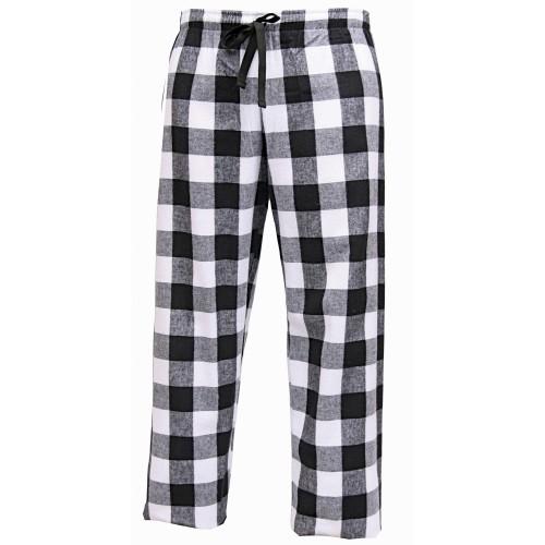 Boxercraft Mens Fashion Winter Flannel Plaid Sleep Pajama Bottoms ...