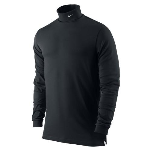 nike herren dri fit jersey rollkragen pullover ebay. Black Bedroom Furniture Sets. Home Design Ideas