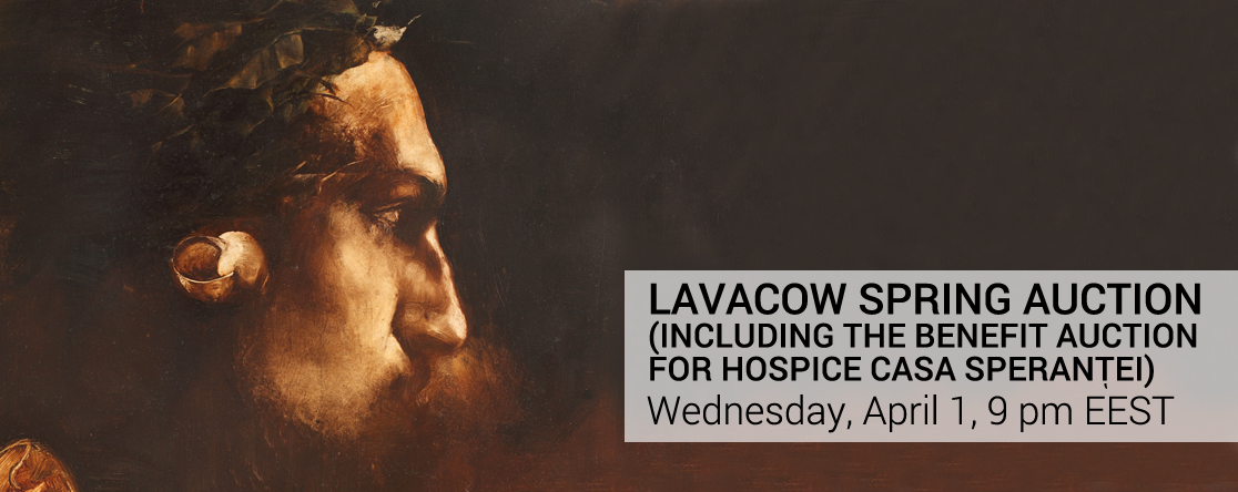 Lavacow Spring Auction (including The Benefit Auction for Hospice Casa Speranței), #10 /2015