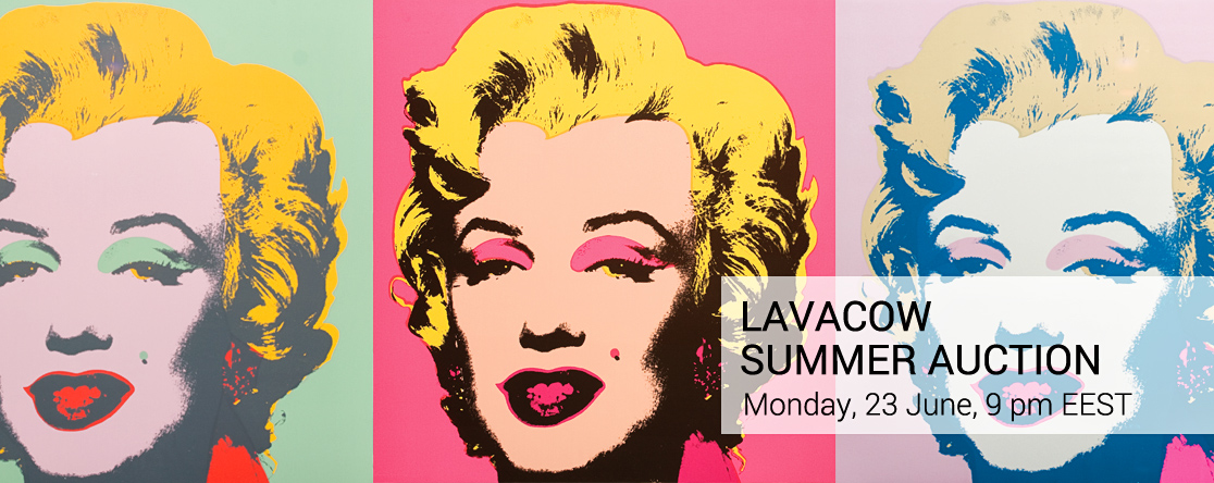 Lavacow Summer Auction, #2 /2014