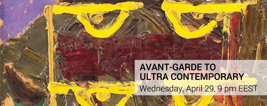 Avant-Garde to Ultra Contemporary, #11/ 2015