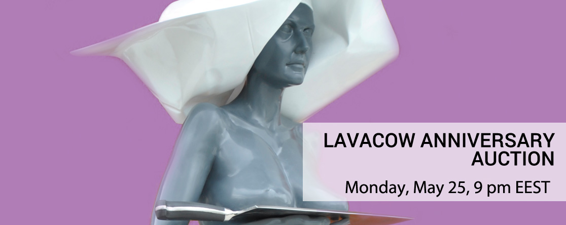 Lavacow Anniversary Auction, #12/ 2015