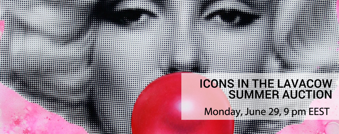 Icons in the Lavacow Summer Auction, #13/2015