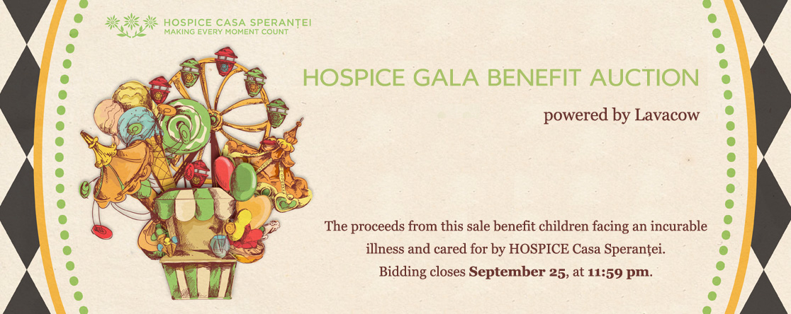 Hospice Gala Benefit Auction