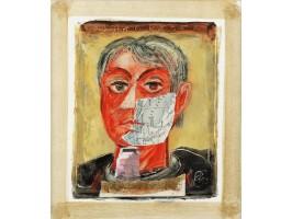 Autoportret (Self-portrait)
