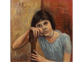 Portrait of a Girl (Portret de Fată)
