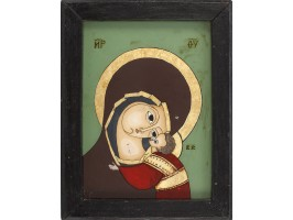 Icon from the Collection of Constantin Cotimanis