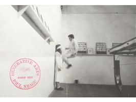 RAMPA - Paul Neagu performing at Serpentine Gallery