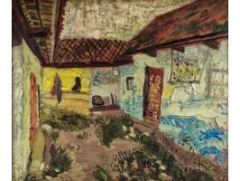 Ion Țogoe's Backyard (Curtea lui Ion Țogoe)