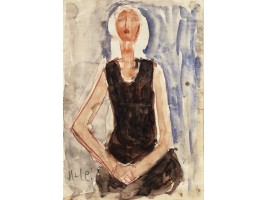 Portrait of a Woman (Portret de Femeie)