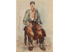 Portrait of a Man (Portret de Bărbat)