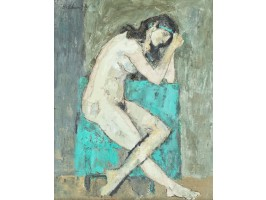 Nude in the Studio (Nud în Atelier)