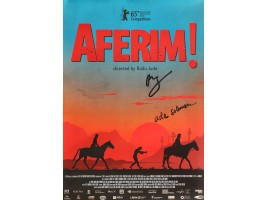 """Aferim!"" signed by Ada Solomon and Radu Jude"