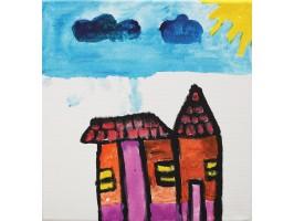 Casele gemene care țin cerul (Maria,17 ani)