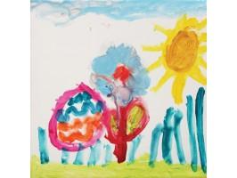 Cu ce se îmbracă soarele dimineața? (Gabriel, 6 ani)