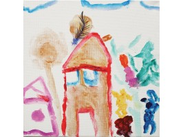 Inimile sensibile ale caselor (Denis, 4 ani)