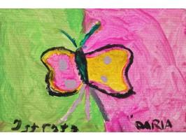 Fluturii care țes marginea lumii (Patricia, 5 ani)