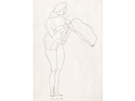 Standing Nude (Nud în Picioare)