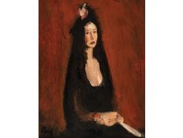 The Spanish Woman (Spaniola)