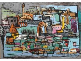 Peisaj din Tiberiade (Tiberiade Cityscape)