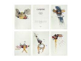 Canzone (Portfolio of 5 lithographs)
