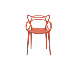 """Philippe Starck with Eugeni Quitllet """"Masters"""" Chair"""