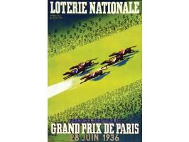 Loterie Nationale, Grand Prix de Paris 1936