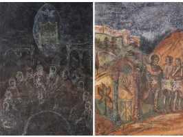 The Coming of the Holy Spirit & The Expulsion from Heaven (Pogorârea Duhului Sfânt & Izgonirea din Rai)