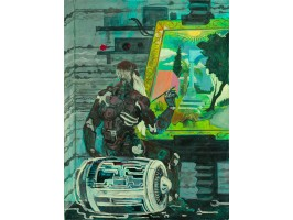Portrait of an Artist 200 Years from Now