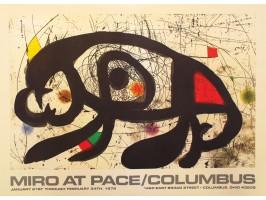 Miró at Pace/Columbus