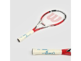 Wilson Tennis Racket signed by Simona Halep