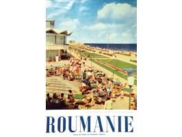 Romanian Seaside. The Black Sea (the 1960s)