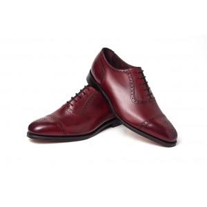 Pantofi Loake Strand, SARTO, din piele