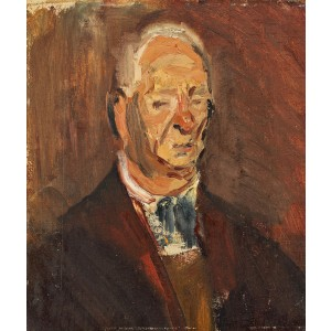 Portrait of Actor George Storin (Portretul Actorului George Storin)