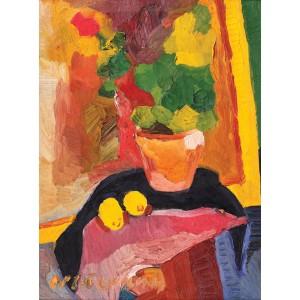 Flower and Lemons (Floare și Lămâi)
