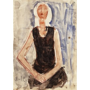 Portrait of a Woman (Portret de Femeie)