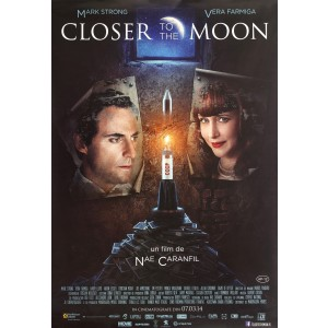 """""""Closer to the Moon"""" signed by Nae Caranfil"""